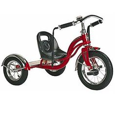 000-333 - Schwinn 12'' Red Roadster Tricycle