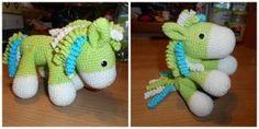 Koník/poník Minis, Dinosaur Stuffed Animal, Toys, Relax, Baby, Key Fobs, Amigurumi, Activity Toys, Clearance Toys