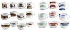 #Colecciones Koffie y Line para todo tipo de #desayunos