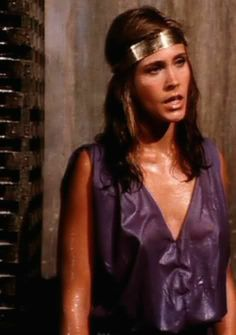 Erin Gray in Buck Rogers in the 25th Century: Planet of the Slave Girls (1979)