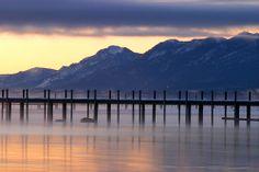 Sunrise at Lake Tahoe, Tahoe City, CA # 5 / http://www.sleeptahoe.com/sunrise-at-lake-tahoe-tahoe-city-ca-5/