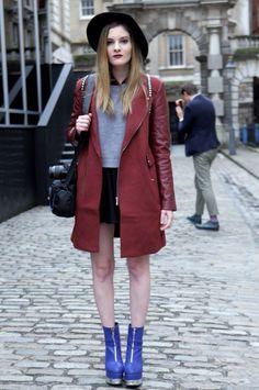 Photos: London Fashion Week Street Style | Vanity Fair