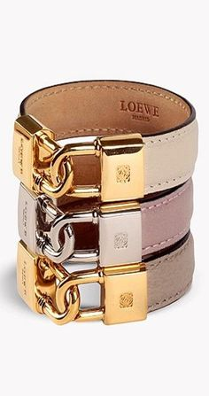 Loewe .♥✤ | Keep the Glamour | BeStayBeautiful