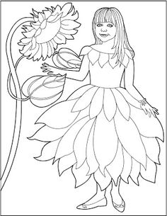 nicoles free coloring pages summer princess coloriage la princesse de lete coloring pinterest adult coloring nicole s and color