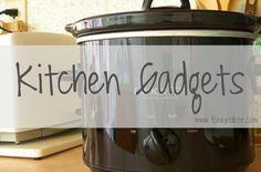 our dream kitchen gadgets