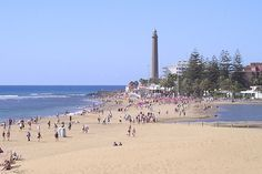 Meloneras Beach, Gran Canaria © Karen V Bryan - Flickr Creative Commons