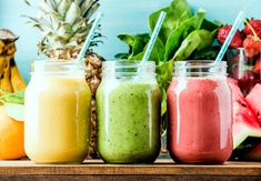 juice Benefits 10 Best Detox Smoothies For A Flat Belly Cleanse – The … - Detox smoothie Smoothies Detox, Smoothie Fruit, Breakfast Smoothies, Smoothie Diet, Healthy Smoothies, Healthy Snacks, Healthy Recipes, Detox Drinks, Avocado Smoothie