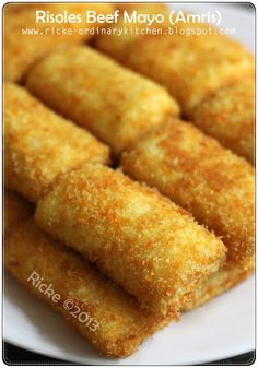 Risoles Beef Mayo