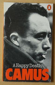 One of my favorites ever...La Mort heureuse (La morte felice) ALBERT CAMUS