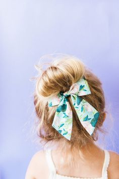 The Paper Raven Co. Collection - Wunderkin Co. // Releasing June at MT. Heirloom hair bows for you baby toddler or little girl and her free spirited style. Handmade by women in the USA and guaranteed for life. - July 13 2019 at Toddler Hair Bows, Girl Hair Bows, Girls Bows, Toddler Outfits, Toddler Girls, Girl Outfits, Baby Girl Hairstyles, Trendy Hairstyles, Short Haircuts