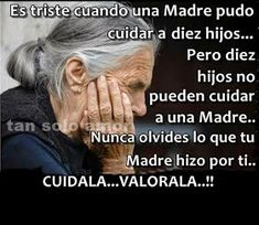 Take care of your mom Mommy Quotes, Life Quotes, Favorite Quotes, Best Quotes, Condolence Messages, Motivational Quotes, Inspirational Quotes, Blessed Mother Mary, Spanish Quotes