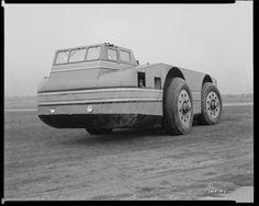 Antarctic Snow Cruiser, 1939