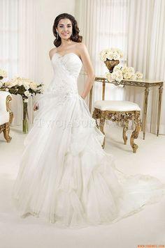 Vestidos de noiva Delsa P7403 Perle di Delsa 2014