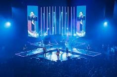 Hillsong LIVE   Trinity Communications Group Friday, August 9, 2013 in the Memorial Coliseum Expo Center