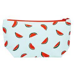Buy John Lewis Watermelons Wash Bag Online at johnlewis.com