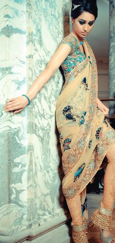 Love this! - for more follow my Indian Fashion boards :)