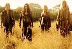 Legend of the Seeker...loved this show!  But I can't find it anywhere on tv, maybe it was cancelled, figures!!!  Belinda
