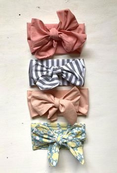 Big Baby Bows Baby Headwraps Baby Turbans Baby Topknots - March 03 2019 at Girls Bows, My Baby Girl, Baby Turban, How Big Is Baby, Big Baby, Baby Girl Fashion, Baby Girl Clothing, Everything Baby, Baby Outfits