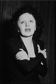 Edith Piaf. <3 <3 <3