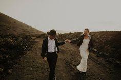Yadira & Romen | Alejandro Díaz · Fotografo de boda en Lanzarote & La Graciosa Island, Landscape, Couple Photos, Wedding, Color, Style, Funny, Lanzarote, Couple Shots