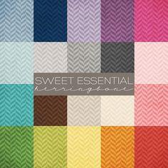 Sweet Essential Herringbone Digital Paper Collection (20 JPG FILES – 12×12 | 300DPI)