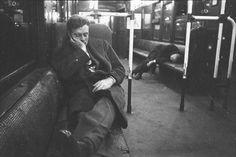 Quand le jeune Stanley Kubrick photographiait le métro de New York en 1946