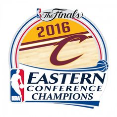 2016 NBA Eastern Conference Champions Cleveland Cavaliers Lapel Pin