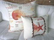 Europa Series Pillows- Coral