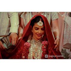 Christian Wedding Ceremony, Hindu Wedding Ceremony, Team Groom, Team Bride, Sabyasachi Lehenga Cost, Huge Wedding Cakes, Priyanka Chopra Wedding, Koffee With Karan, Man And Wife