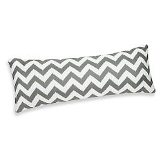 Microfiber Body Pillow Cover $10. A body pillow. With a cute print. Or plain.