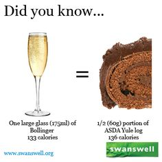 Calories in alcohol Alcohol Calories, Yule Log, Drinking, Alcoholic Drinks, Champagne, Fat, Christmas, Xmas, Beverage