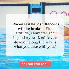 Conquer the Pool: The Ultimate Mental Training Guide for Swimmers