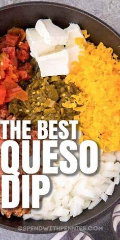 Fun Easy Recipes, Potluck Recipes, Dip Recipes, Mexican Food Recipes, Crockpot Recipes, Vegan Keto Recipes, Cooking Recipes, Fall Recipes, Slow Cooker Recipes