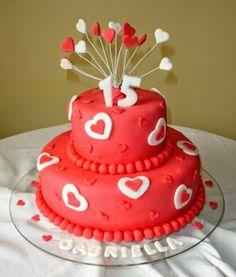 Bolos decorados modelos lindos para a sua festa de 15 anos blog bolos decorados para festa de 15 anos fotos thecheapjerseys Choice Image