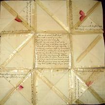 Antique puzzle purse valentine back Vintage Valentines, Love Valentines, Vintage Holy Cards, Bookbinding Tutorial, Origami Envelope, Church Crafts, Saint Valentine, Paper Folding, Paper Envelopes