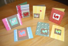 Rooster Card your choice by 4sunnycreations on Etsy, $4.50