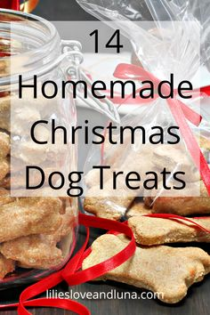 Include your dog in the Christmas celebrations this year by making them some homemade Christmas dog treats. Dog Cookie Recipes, Easy Dog Treat Recipes, Dog Biscuit Recipes, Dog Food Recipes, Baking Recipes, Puppy Treats, Diy Dog Treats, Homemade Dog Treats, Christmas Dog