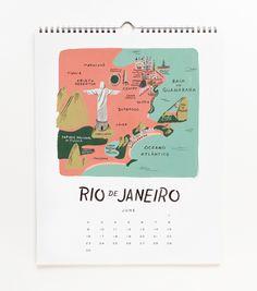 Rio De Janeiro | Rifle Paper Co.