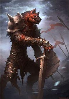 #werewolves, #swords, #fantasy, #images, #фэнтези, #мечи, #оборотни, #картинки, https://avavatar.ru/image/2878