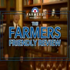When was the last time you took a look at your insurance policy? Don't get caught with gaps in your coverage - schedule a Farmers Friendly Review