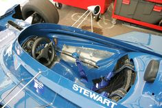 Tyrrell 006 Cosworth (Chassis 006 - 2010 Monaco Historic Grand Prix) High Resolution Image