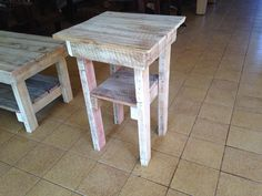 Side table Stool, Table, Projects, Furniture, Home Decor, Log Projects, Blue Prints, Decoration Home, Room Decor