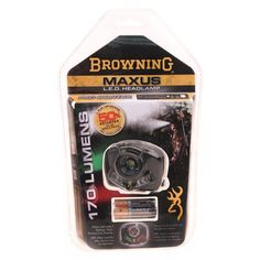 Browning Pro Hunter LED Light Maxus, Headlamp, Black *** Read more reviews of the product by visiting the link on the image.