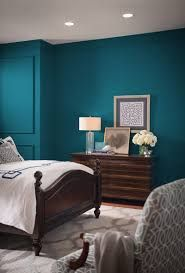 Best Bedroom Paint Colors Ideas and Design for You - Inspiring Home Bedroom Colors, Bedroom Decor, Blue Bedroom, Paint Color Palettes, Blue Paint Colors, Benjamin Moore Colors, Color Of The Year, Home Interior Design, Master Bedroom