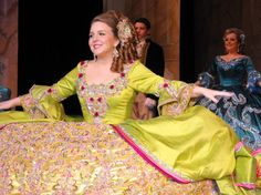 It was a magical night in old Laredo, it was all glitz and glamour and some sparkle thrown in for good measure at The Society of Martha Washington Colonial Pageant and Ball held in the Laredo Civic…