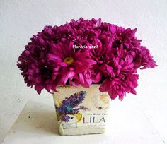 #Cancunweddingflowers #Floresbodascancun #Cancuncenterpieces Purple centerpiece