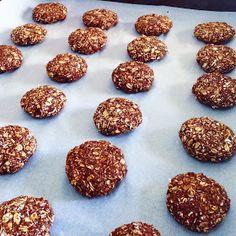 Özen'in mutfağından Özen'li tarifler :): Çikolatalı diyet kurabiye (unsuz, yağsız ve şekersiz)