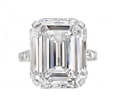 Oh MY!!!! This is too small for me LOL!  Cartier 20.43ct