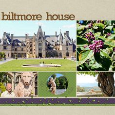 Biltmore House layout