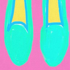 Loafers by Amanda Bee